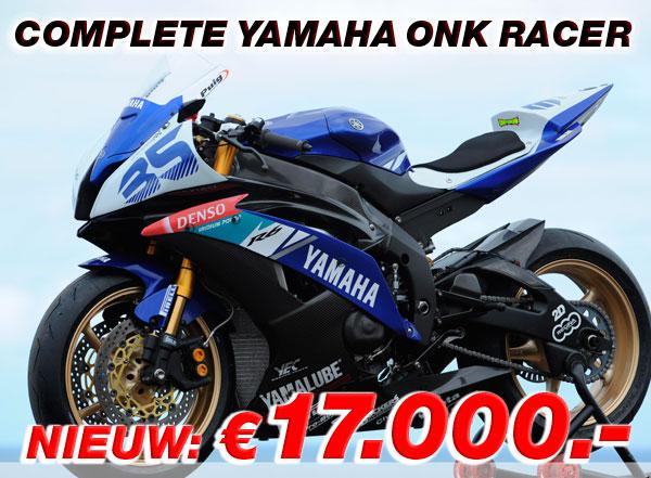 YAMAHA Racer Ahnendorp